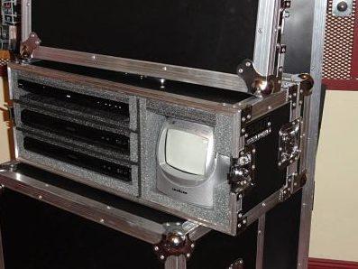 Estuches rígidos para pantallas LED