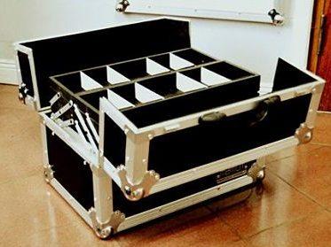 Estuches rígidos para herramientas y accesorios